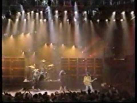 Van Halen - Poundcake (Live MTV Awards 1991)