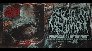 FATUOUS RUMP - PROPAGATION OF THE FOUL [SINGLE] (2017) SW EXCLUSIVE
