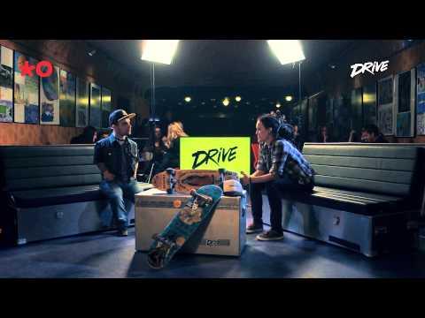 Drive #46.3 Klára Kašparová - dáma ceského skateboardingu