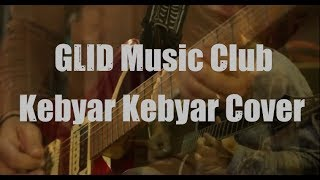 Gombloh Kebyar Kebyar GLID Music Club Cover