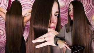 Лучшая в мире луковая маска для роста волос с имбирем Как отрастить длинные густые волосы дома