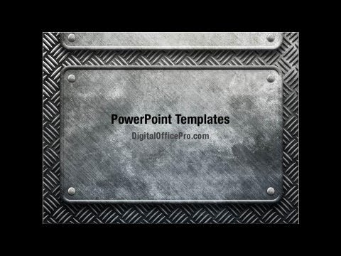 Steel background powerpoint template backgrounds digitalofficepro steel background powerpoint template backgrounds digitalofficepro 06842 toneelgroepblik Choice Image