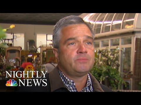 Gas Prices Hit Three Year High Nationwide | NBC Nightly News