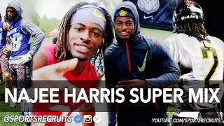 FUTURE HEISMAN: Najee Harris Ultimate HS Football Highlights: Alabama RB (Antioch HS, CA)
