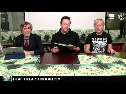 Julian Lennon Book Signing and Interview | Heal The Earth