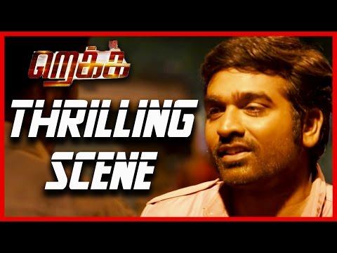 Rekka - Thrilling Scene | Vijay Sethupathi...