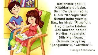 Ozumuz Oxuyariq Seiri 1 Ci Sinif Azərbaycan Dili Youtube