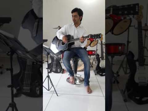 Raaz Aankhein Teri Guitar Chords| Cover |Arijit singh|Raj Shah|
