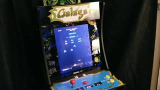Arcade 1Up Galaga Thoughts and Review After 2 Months Ownership