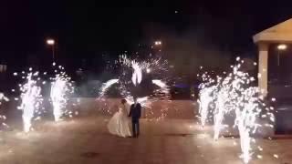Фейерверк на свадьбу в Самаре и Тольятти (Самарская область).