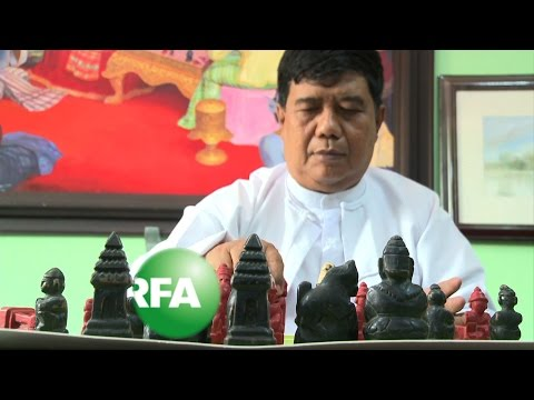 Checkmate? Purists fight to revive Myanmar's ancient chess