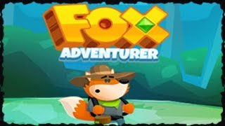 Fox Adventurer Full Game Walkthrough All Levels