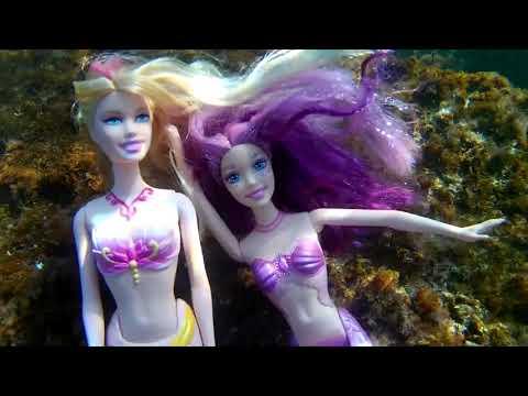 Barbie Aventuras. La Sirenita Exploradora | Juguetes Español