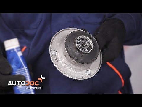Wymiana poduszka amortyzatora BMW 5 E39 TUTORIAL | AUTODOC