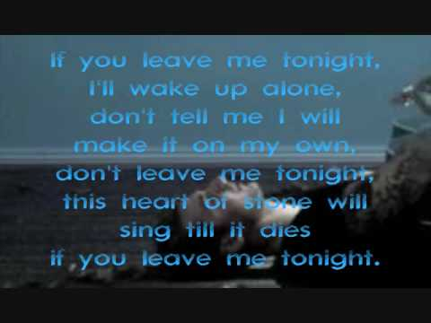 Secondhand Serenade-Stay Close, Don't Go (lyrics)