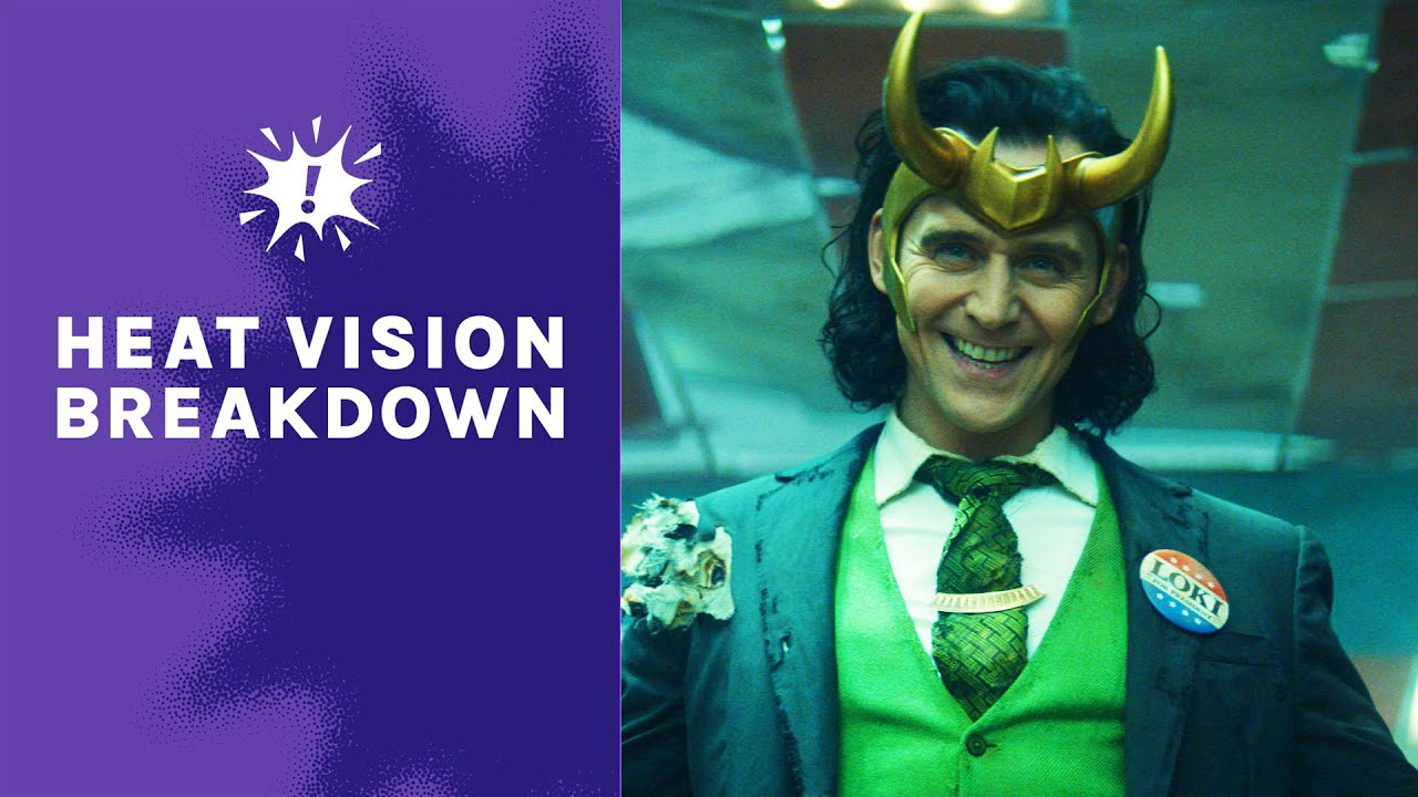 Everything You Need to Know About Marvel and Disney+'s 'Loki' Series I Heat Vision Breakdown