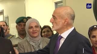 افتتاح طابق جديد في مركز الحسين للسرطان بتبرع من الخطوط الجوية القطرية - (29-10-2019)