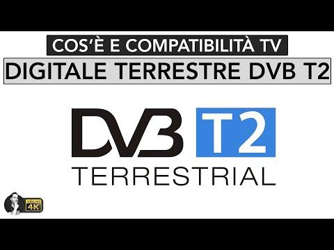 NUOVO DIGITALE TERRESTRE DVB T2    COSA CAMBIA E COMPATIBILITÀ TV
