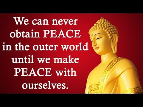 Gautam Buddha Quotes On Peace Buddha Quotes Buddha Buddhism Buddha Teachings Lord Buddha Youtube
