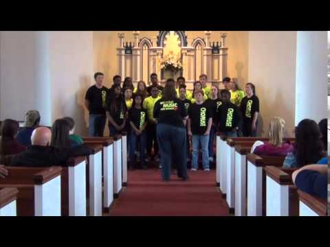 The Christian Academy of Greater St. Louis Choir Tour