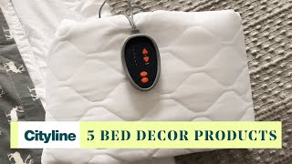 5 bed décor products that will give you the best night's sleep