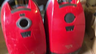 Miele 700 cat and dog first look
