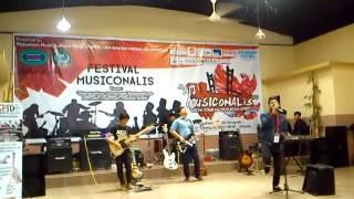 gannova band tanah air festival palembang
