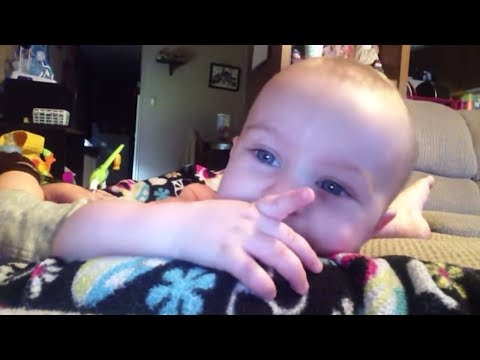 Babies Say Their First Words! | Funny Baby Compilation 2018