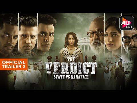 The Verdict | Official Trailer 02 | ManavKaul | ElliAvrRam | AngadBedi | ALTBalaji
