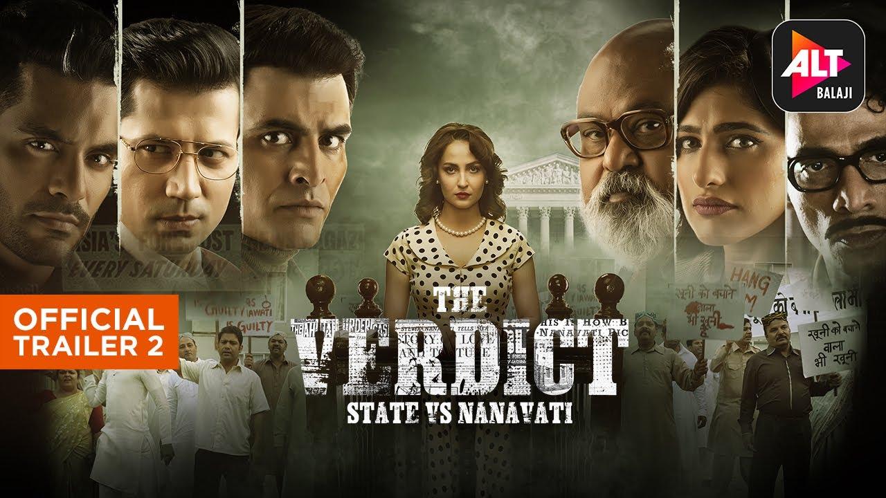 Download The Verdict | Official Trailer 02 | Manav Kaul | Elli AvrRam | Angad Bedi | ALTBalaji