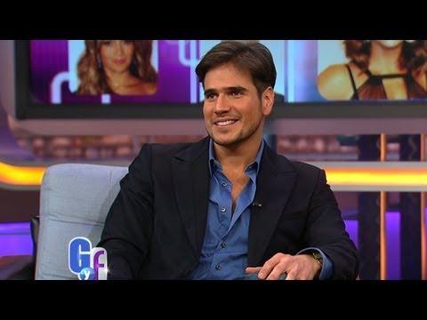 Daniel Arenas confesó si siente los besos de novela o no - El Gordo y La Flaca