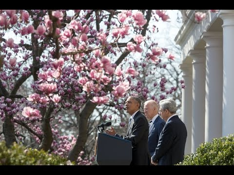 The President Announces Chief Judge Merrick Garland as His Supreme Court Nominee