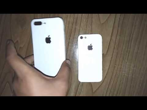 How to make a Apple Iphone out of cardboard | DIY CARDBOARD IPHONE | HOW TO MAKE | Bi