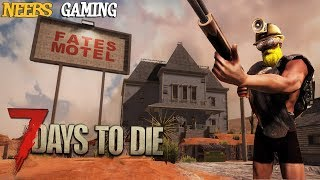 What's in The Horror Motel? 7 Days to Die