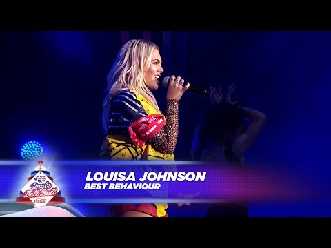 Louisa Johnson - 'Best Behaviour'