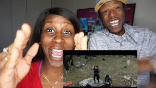 Eminem - Lucky You ft. Joyner Lucas (Official Video) [REACTION]
