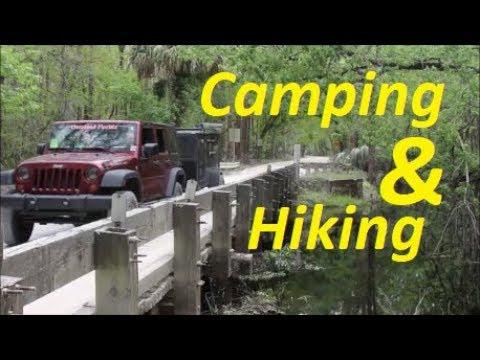 Camping Central Florida - Highlands Hammock State Park