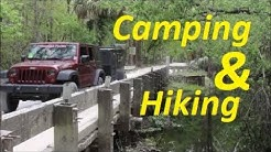 Camping Central Florida - Highlands Hammock State Park