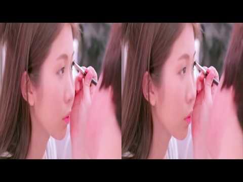 Girl In 3D Corrected to fit in  3DTV  3D VR HD 3D vr box google cardboard 1080p