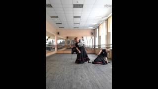 Постановка на свадьбу (творческий подарок). Испанский танец. Соперницы