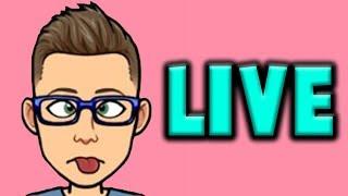 LIVE Z MAMĄ! - Dzwonimy do widzów + REAKCJE NA ŻYWO! + dziwne rzeczy xd - Na żywo