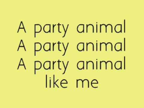 Akon - Party Animal (With Lyrics + Download Link)
