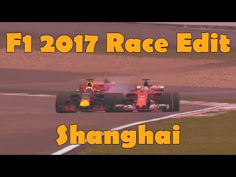 F1 2017 - China / Shanghai RACE EDIT | Heavy - Our Last Night