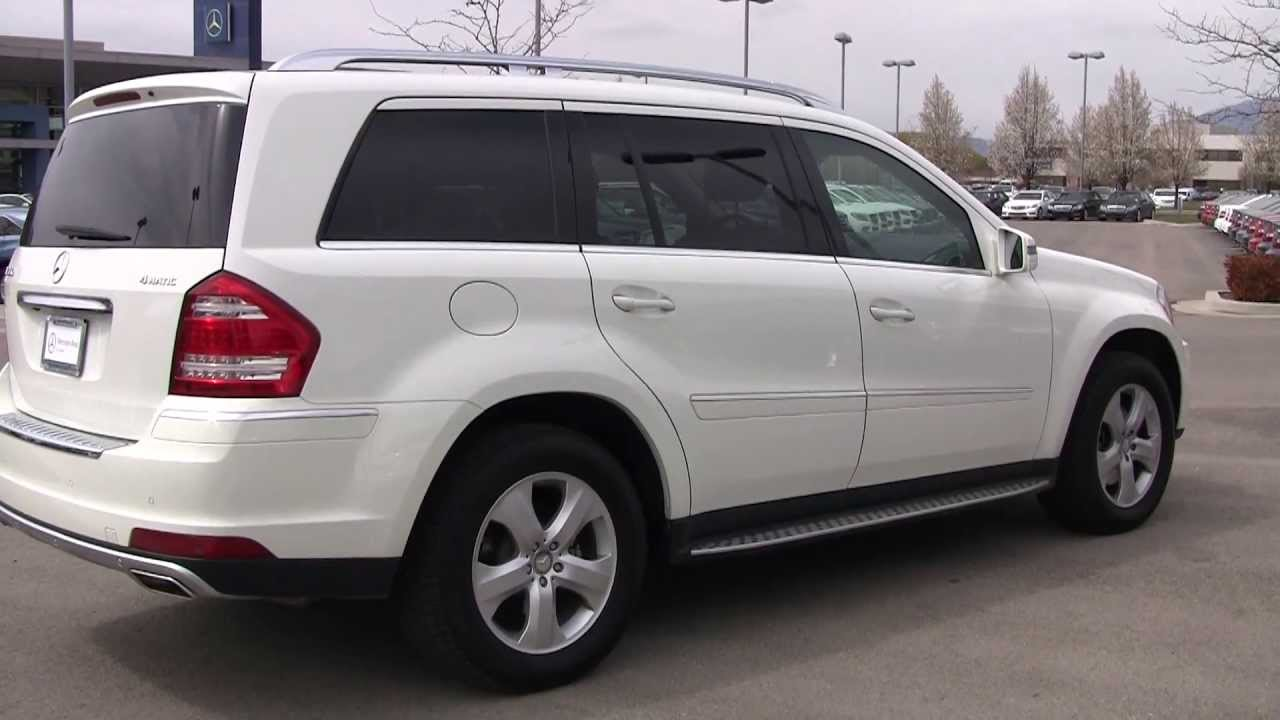 Mercedes benz 2011 gl450 ba739125p youtube for Mercedes benz 2011