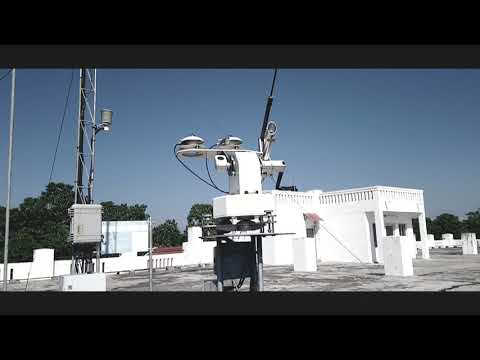 Solar Radiation Resource Assessment Station | Weather Station | TEZPUR CENTRAL UNIVERSITY | MNRE