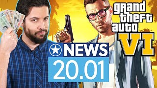 GTA 6: Rockstar kassiert 44 Millionen Euro Steuerhilfe - News