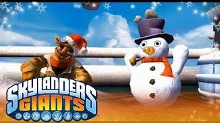 """It's Christmas 4 Bad Guyz 2!"" [Official Skylanders Giants]"