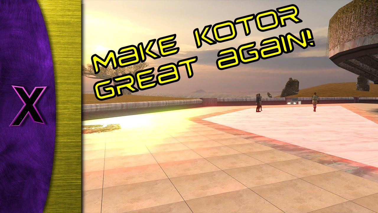 how to make kotor mod