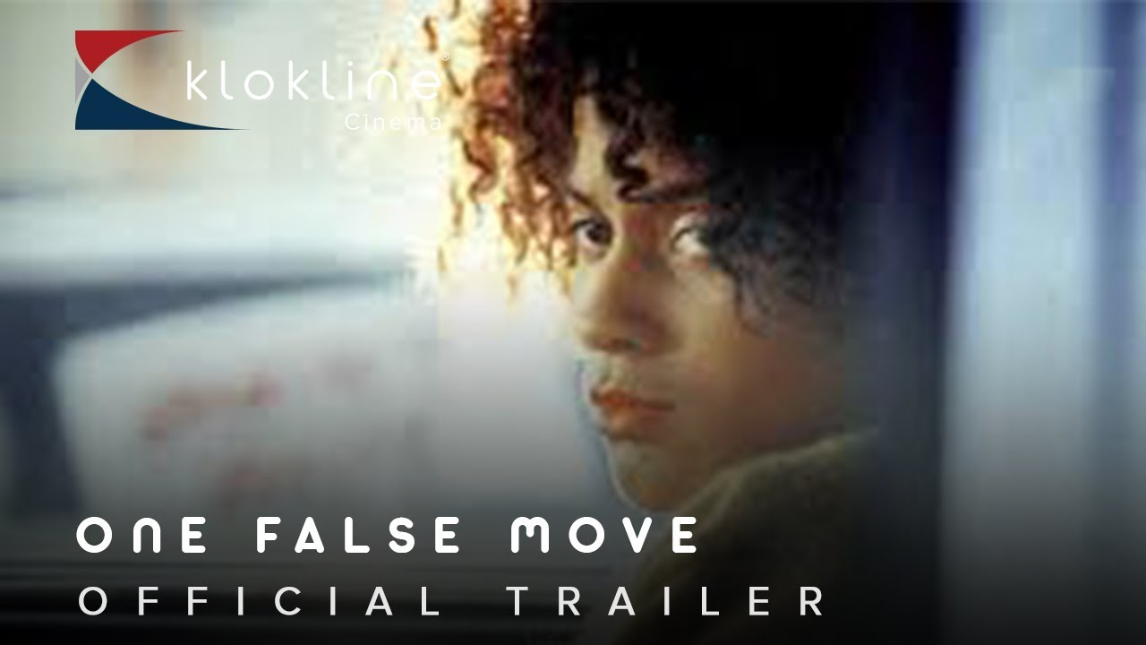 Download 1992 One False Move Official Trailer 1  IRS Media