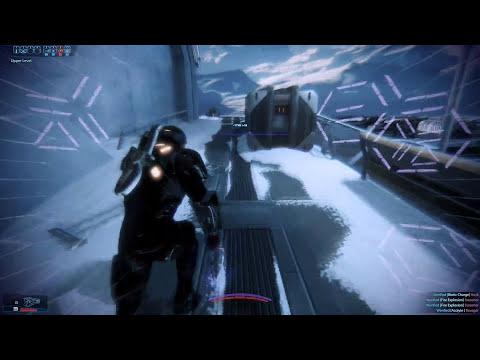 Mass Effect 3 Gold Solo Vanguard 2K Resolution